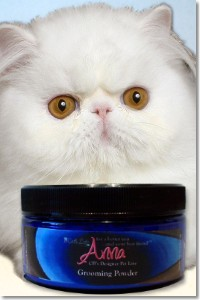 Anna Designer Pet Line - grooming Powder