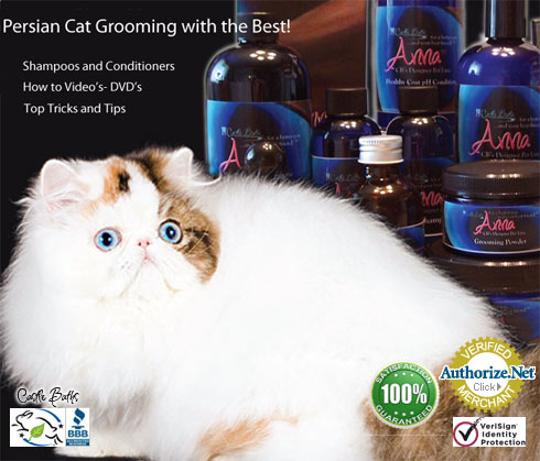 anna natural tear stain remover- purrinlot persians