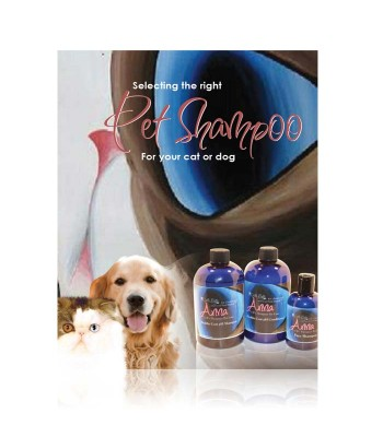 cat shampoo e-book